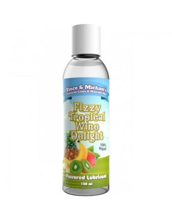 Lubrifiant VM Fruits Exotiques Vin Pétillant - 150 ml