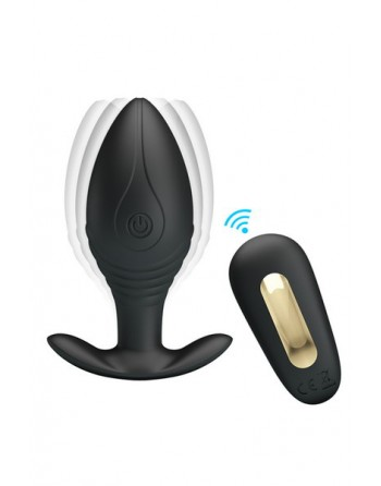 Plug anal USB luxe Royal...