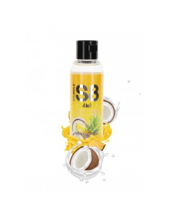 S8 4in1 Dessert Lube Pineapple