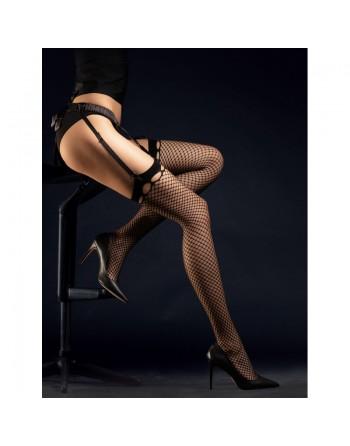 Burlesque Bas 30 DEN - Noir